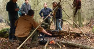 Wilderness Survival Challenge for small groups