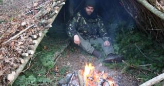 Winter Bushcraft Challenge