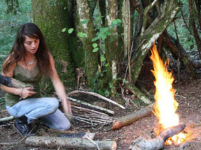 Survival Bushcraft Weekend
