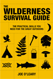 The Wilderness Survival Guide Book By Joe OLeary